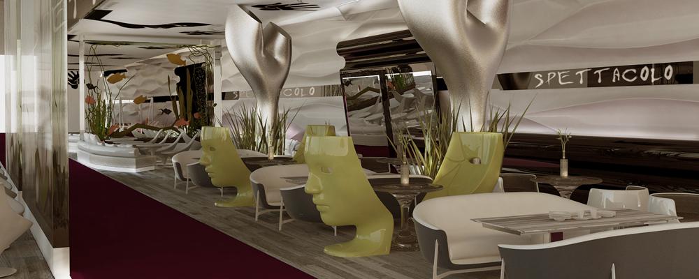 Ресторан «Spettacolo», г. Москва