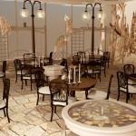 "Ресторан ""Small Italy"", г. Якутск - 1 этаж"