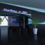 Интерьеры кинотеатра «Star&Mlad», г. Воронеж