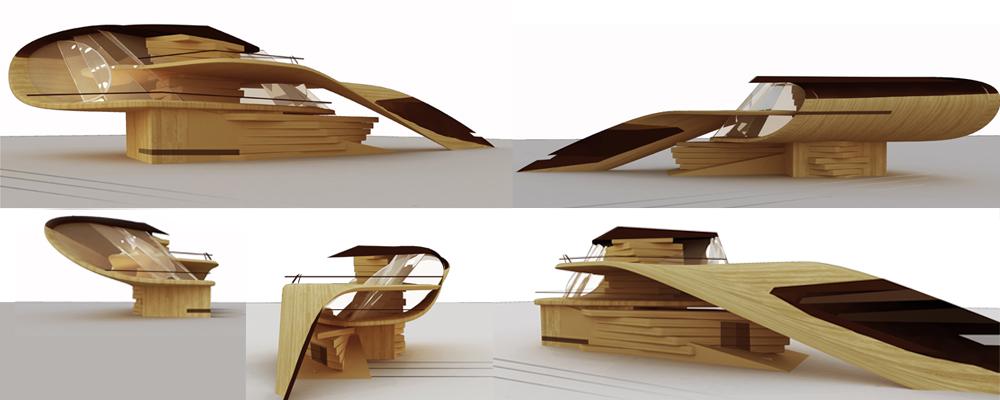 Проект офиса продаж НЛК «Домостроение»